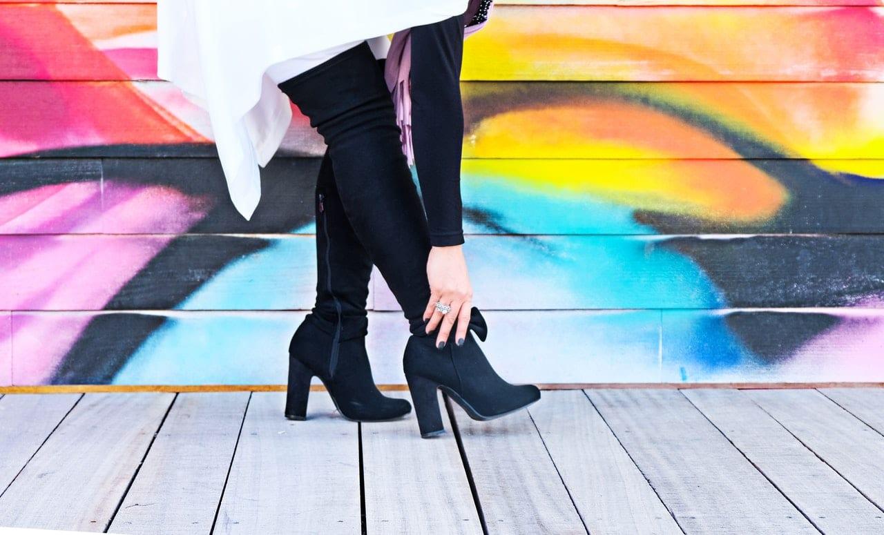 Jak wyczyścić zamszowe buty?